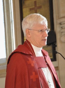 Bishop Colin of Dorchester contemplates heroism and influence