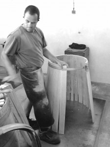Barrel making b 7 w