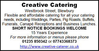 Creative Catering 1404